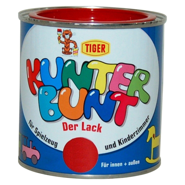 Tiger Kunterbunt Der Lack Annabelle glänzend 375 ml