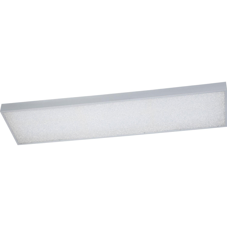 Wofi LED Deckenleuchte Glam rechteckig 2700 6500 K EEK: A+