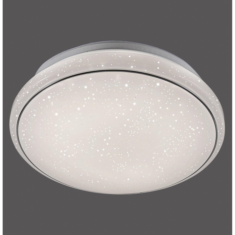 LED Deckenleuchte Jupiter Sternenhimmel Ø 35 cm EEK: A