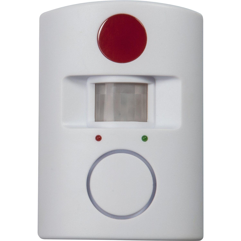 alarmsystem mit bewegungsmelder