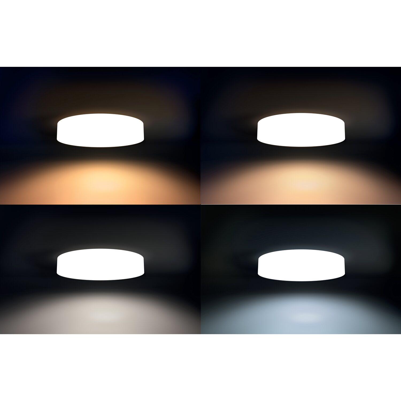 Philips Hue LED Deckenleuchte Fair Weiß EEK: A++ kaufen bei OBI