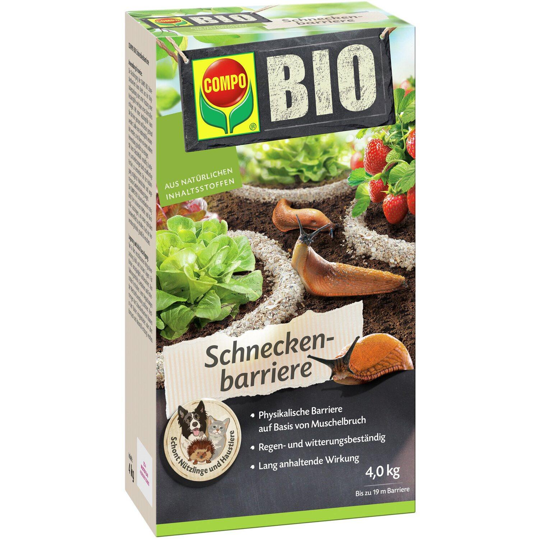 Compo Bio Schneckenbarriere 4 kg