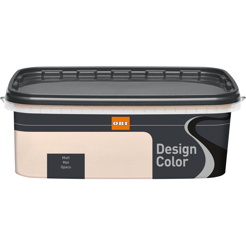 Obi Weiße Farbe : obi design color matt milkshake 2 5 lt kaufen bei obi ~ Watch28wear.com Haus und Dekorationen
