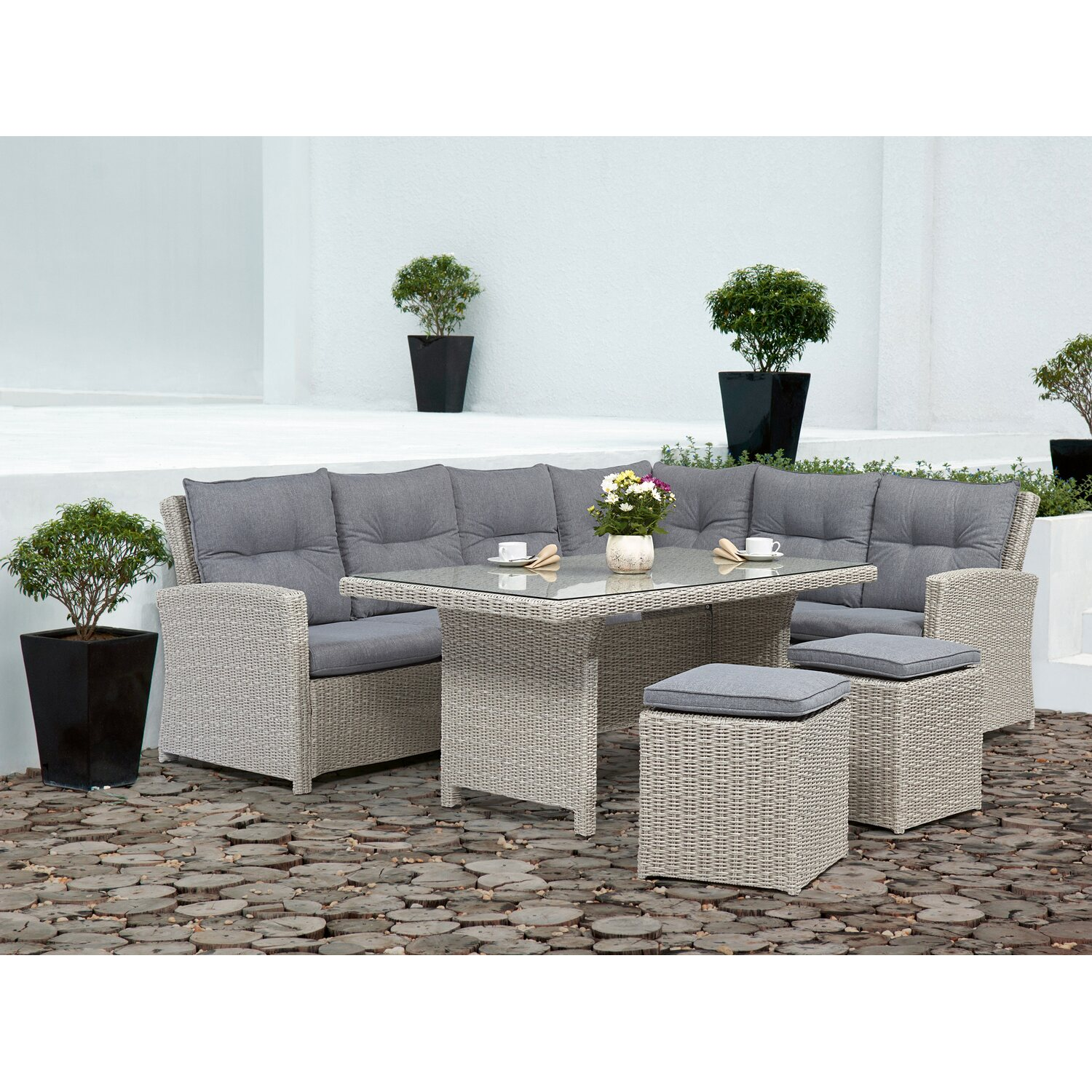 rattan gartenmbel ausverkauf great balkon teppich gnstig avec gartenmbel rattan ausverkauf. Black Bedroom Furniture Sets. Home Design Ideas