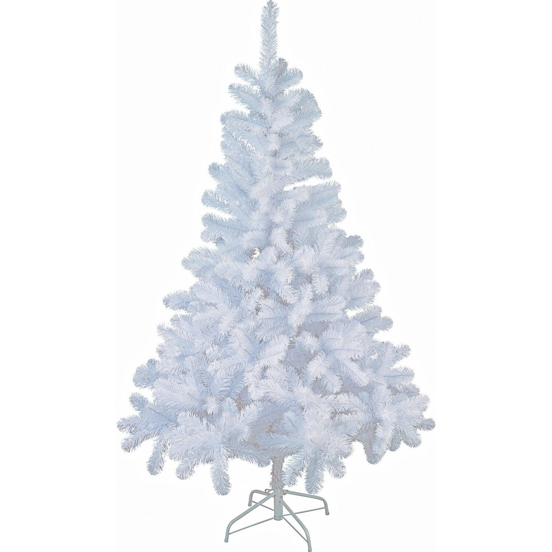 Künstlicher Weihnachtsbaum 150 Cm.Künstlicher Weihnachtsbaum 150 Cm Weiß Kaufen Bei Obi