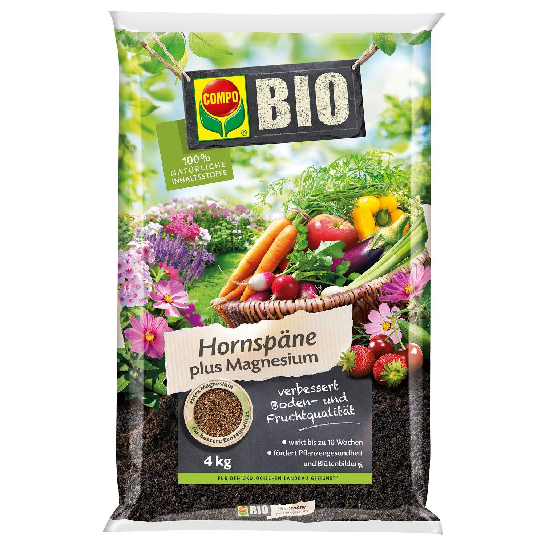 compo bio hornsp ne plus magnesium vc 4 kg kaufen bei obi. Black Bedroom Furniture Sets. Home Design Ideas