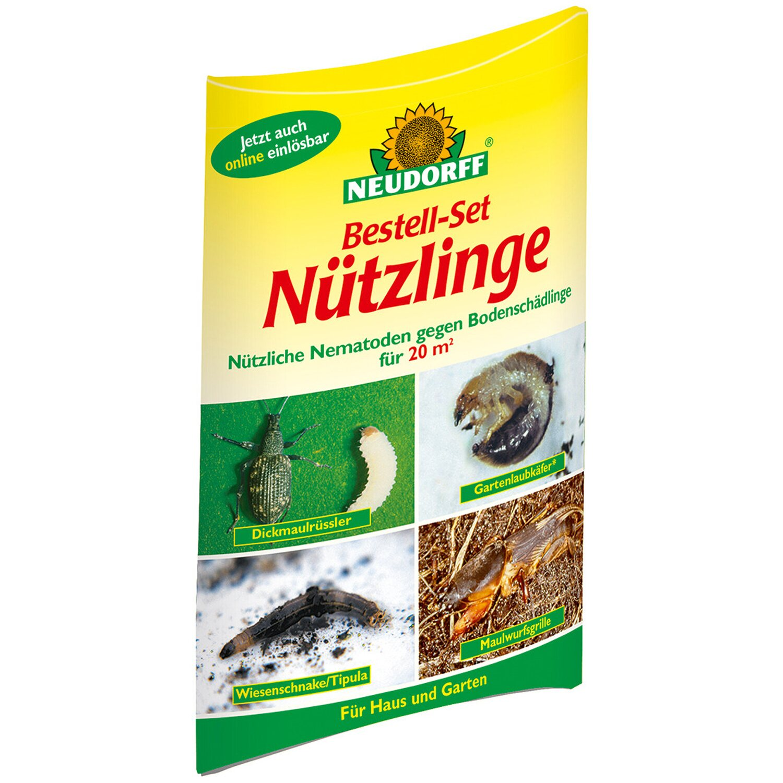 Neudorff Nützlinge gegen Bodenschädlinge Bestel...