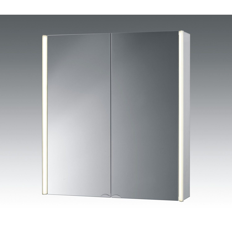 Jokey Spiegelschrank 67 cm Cant Alu EEK: A kaufen bei OBI