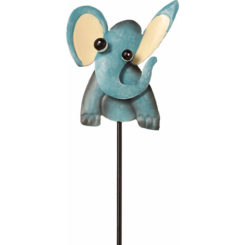 Deko stecker elefant 64 5 cm kaufen bei obi for Dekostecker weihnachten