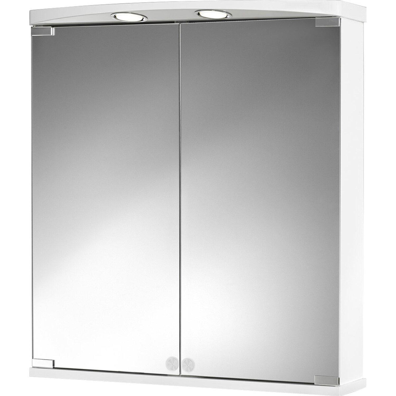 Jokey spiegelschrank 60 cm ampado wei eek a kaufen bei obi for Spiegelschrank obi