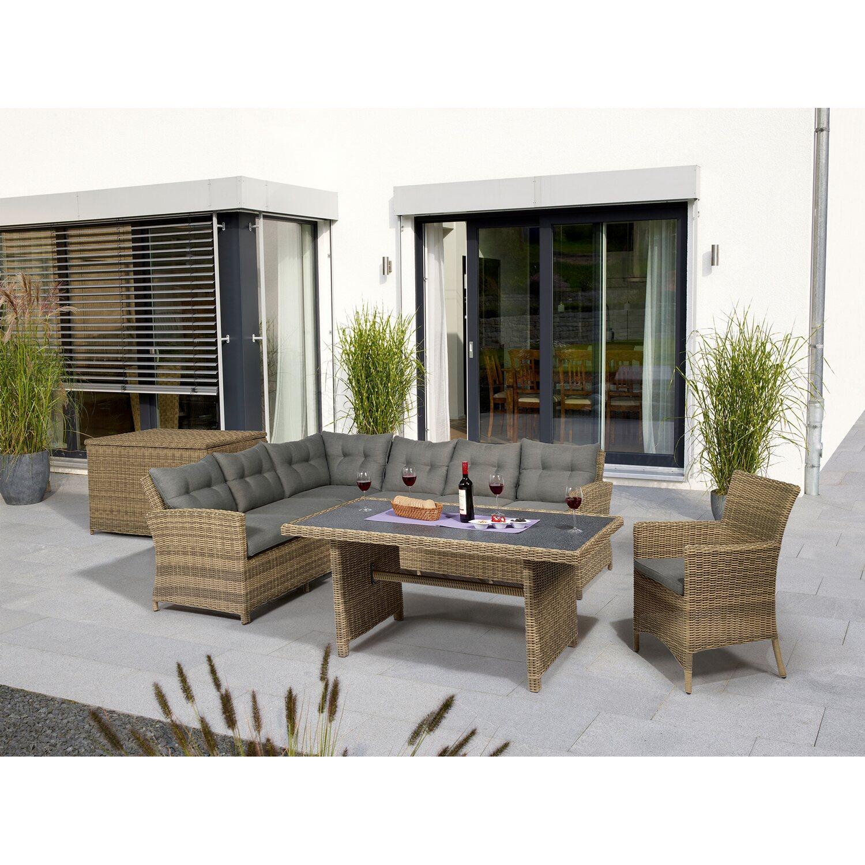 obi stratford esstisch lounge nature 3 tlg kaufen bei obi. Black Bedroom Furniture Sets. Home Design Ideas