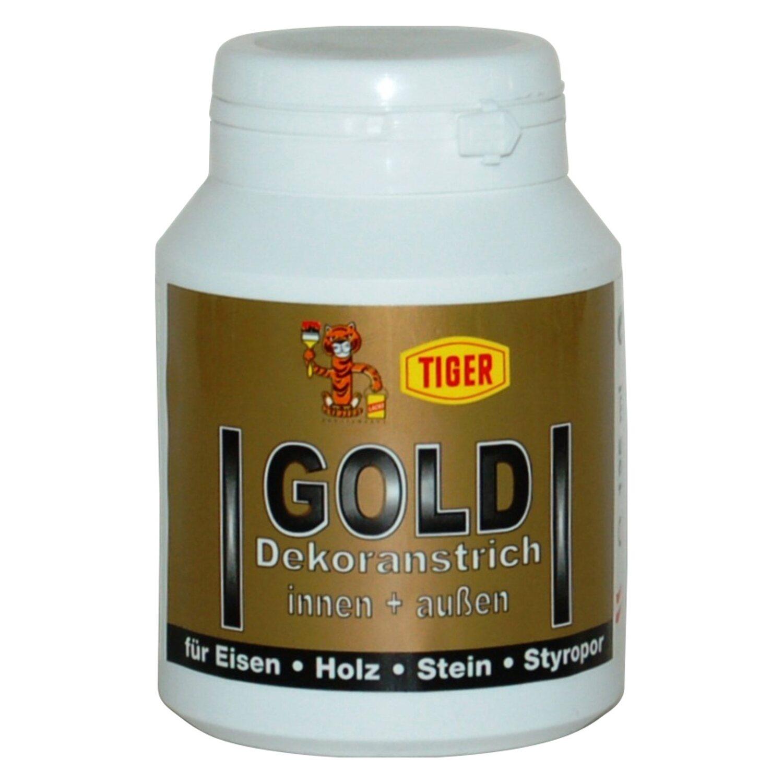 Tiger Gold Dekoranstrich 125 ml