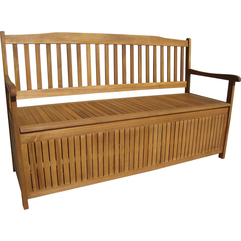 gartenbank mit truhe latest great cheap keter store it. Black Bedroom Furniture Sets. Home Design Ideas