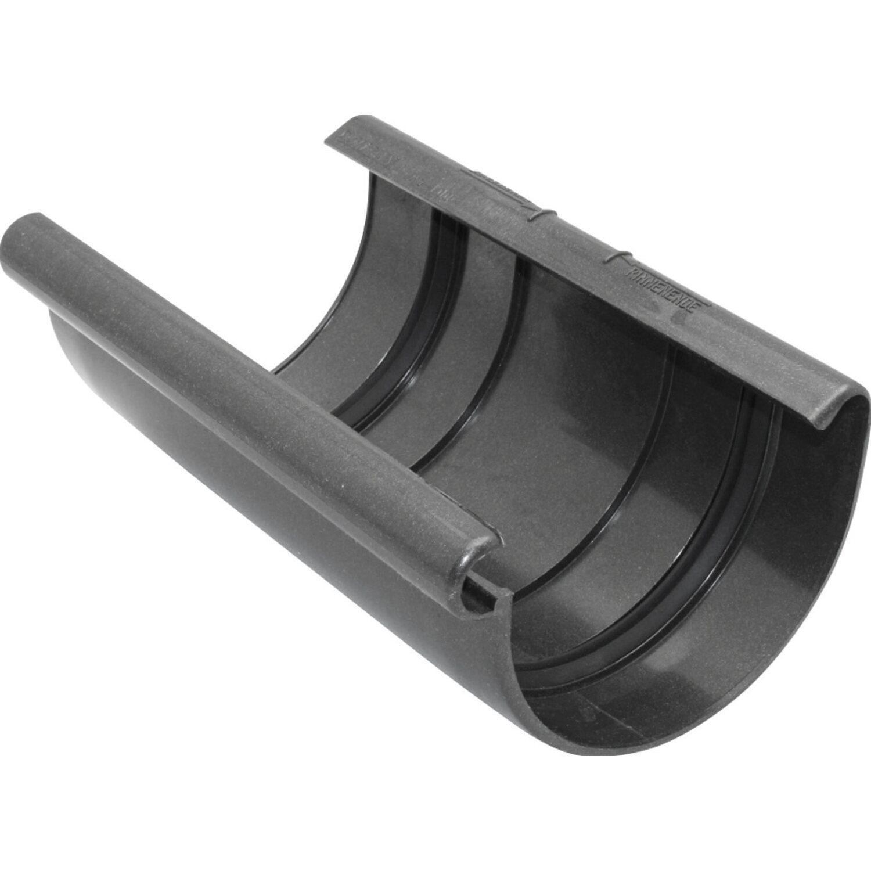 marley rinnenverbindungsschale rg 125 anthrazit metallic kaufen bei obi. Black Bedroom Furniture Sets. Home Design Ideas