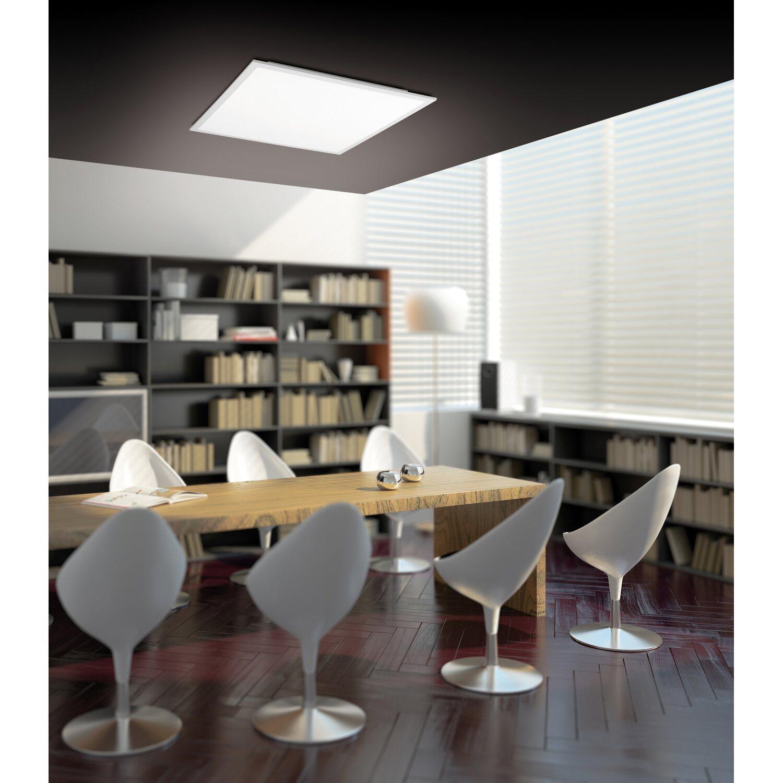 led panel 45x45cm dimmbar lichtfarbe 2700k bis 5000k. Black Bedroom Furniture Sets. Home Design Ideas