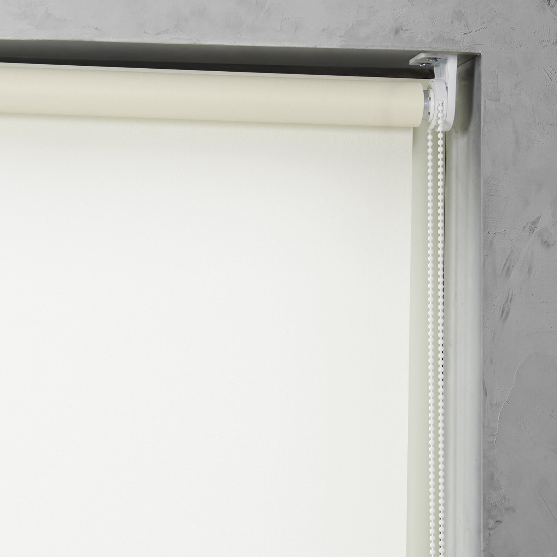 cocoon easy fix rollo tageslicht creme 75 cm x 150 cm kaufen bei obi. Black Bedroom Furniture Sets. Home Design Ideas