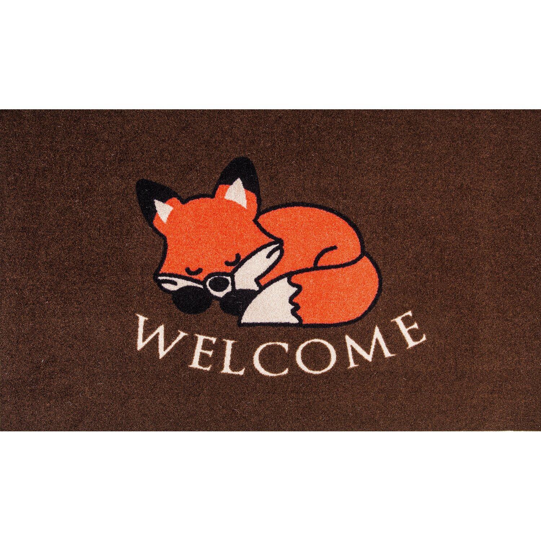Sonstige Fußmatte Fuchs 50 cm x 80 cm