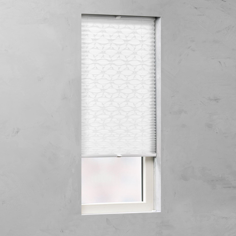 cocoon plissee verspannt 20 mm dessin circle 60 cm x 130 cm kaufen bei obi. Black Bedroom Furniture Sets. Home Design Ideas