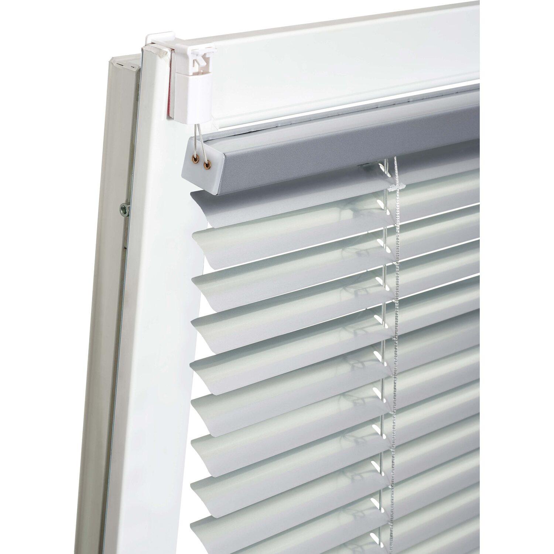 verspannte aluminium jalousie 75 cm x 130 cm silber kaufen bei obi. Black Bedroom Furniture Sets. Home Design Ideas