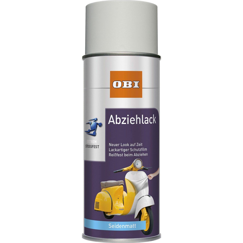 OBI  Abziehlack Weiß seidenmatt 400 ml