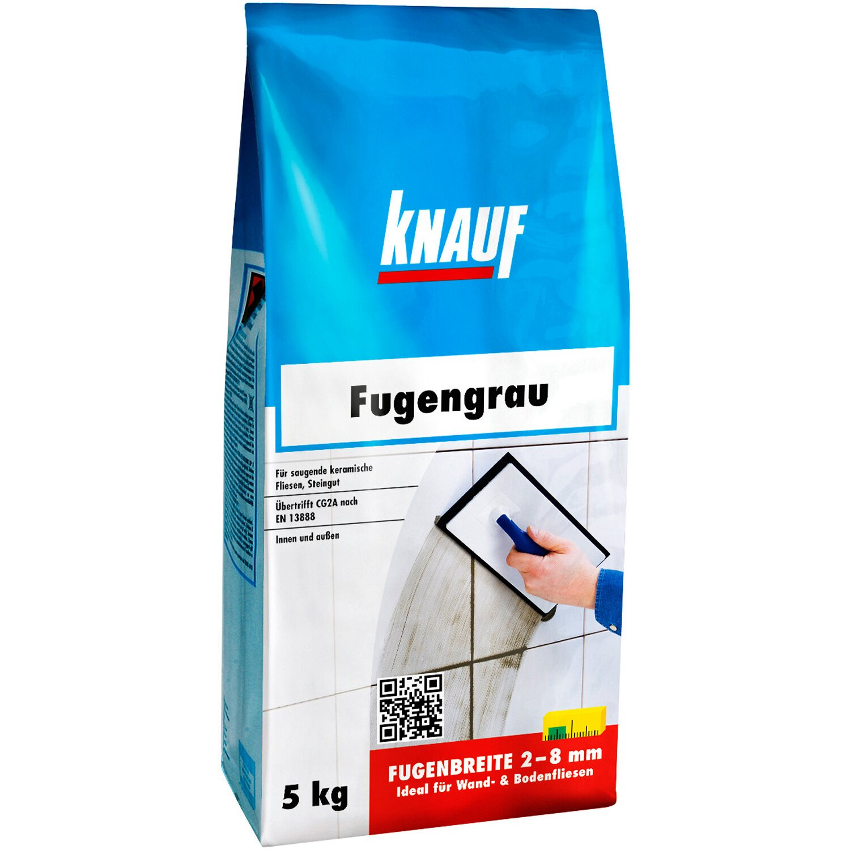 Knauf  Fugengrau Plus 5 kg