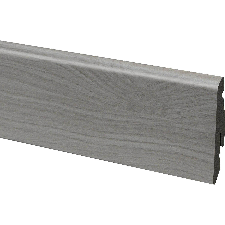 Sockelleiste ku014l canadian pine 14 mm x 58 mm x 2400 mm for Obi dekorfolie