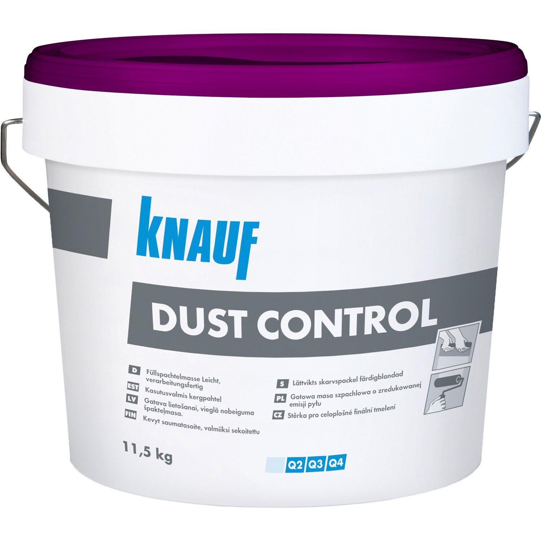 knauf dust control feinspachtelmasse 11 5 kg kaufen bei obi. Black Bedroom Furniture Sets. Home Design Ideas