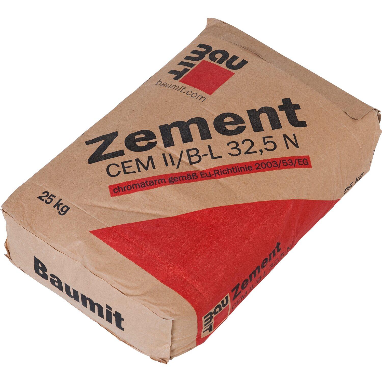 baumit biedermaier zement cem ii b l 32 5 n 25 kg kaufen. Black Bedroom Furniture Sets. Home Design Ideas