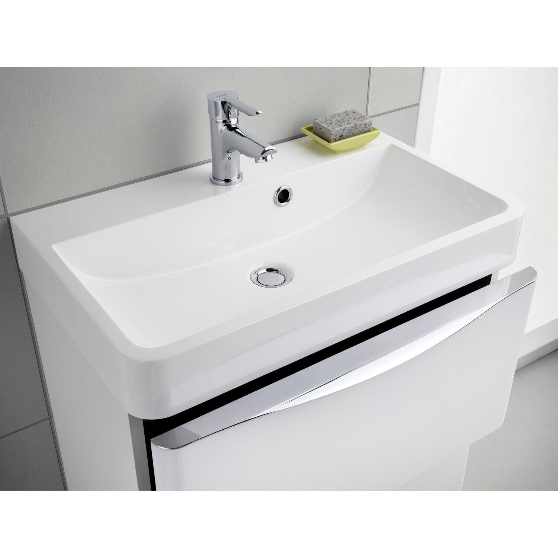 scanbad badm bel set 60 cm mit spiegelschrank samba wei. Black Bedroom Furniture Sets. Home Design Ideas