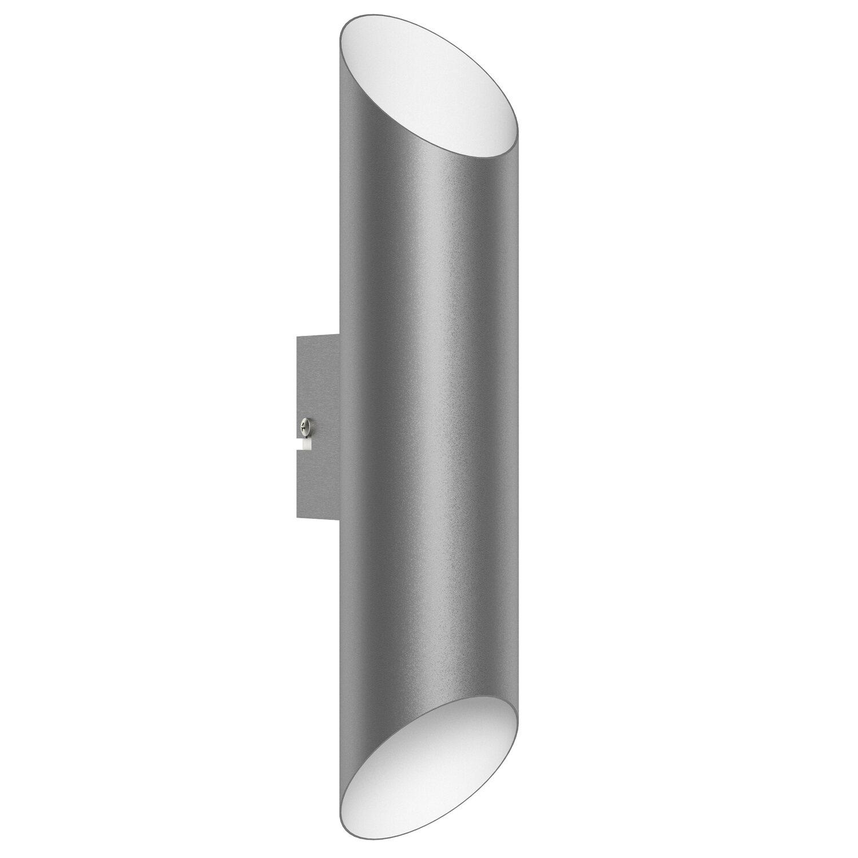 Eglo LED Außenleuchte Agolada Edelstahl Weiß EEK: A A++