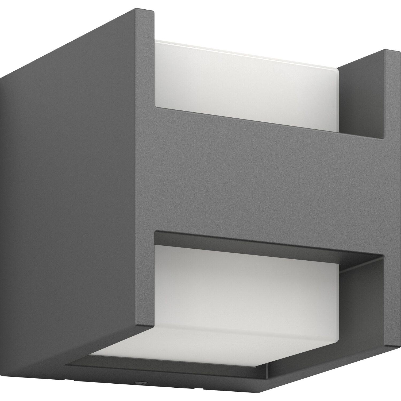 philips led au enwandleuchte eek a arbour kaufen bei obi. Black Bedroom Furniture Sets. Home Design Ideas