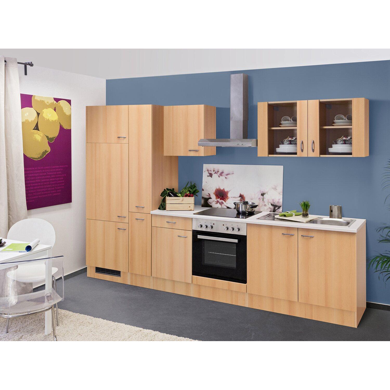 Obi Küche Respekta. Winkel Kchenzeile Trendy Nobilia Kchenzeile Focus Mit  Progress
