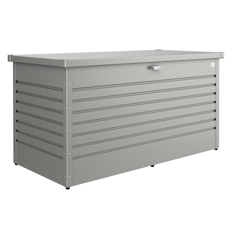 biohort freizeitbox gr 160 quarzgrau metallic kaufen bei obi. Black Bedroom Furniture Sets. Home Design Ideas