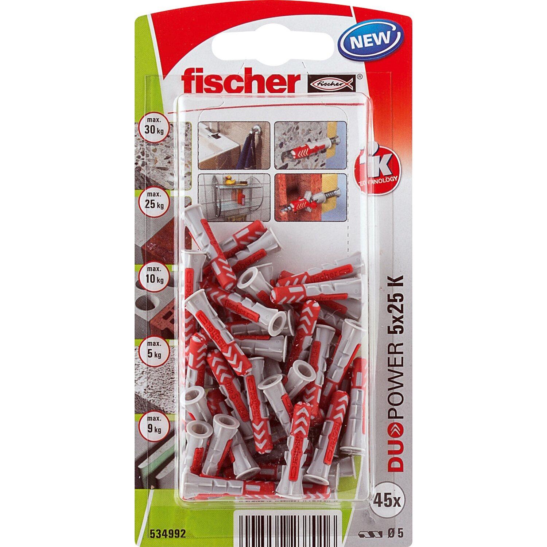 Fischer Duopower 5X25 K NV