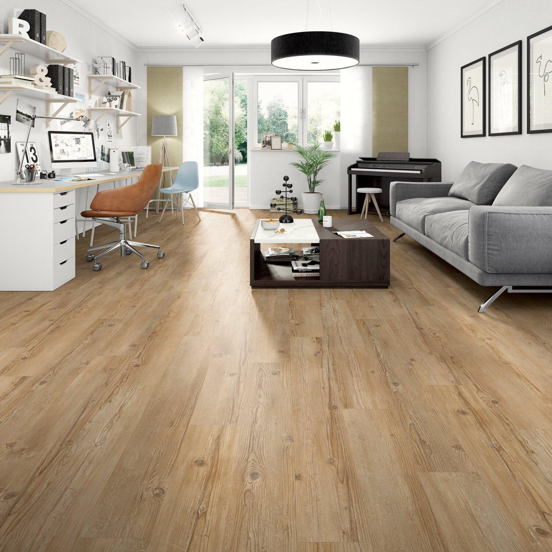 megafloor design designboden pinie braun rustikal kaufen bei obi. Black Bedroom Furniture Sets. Home Design Ideas
