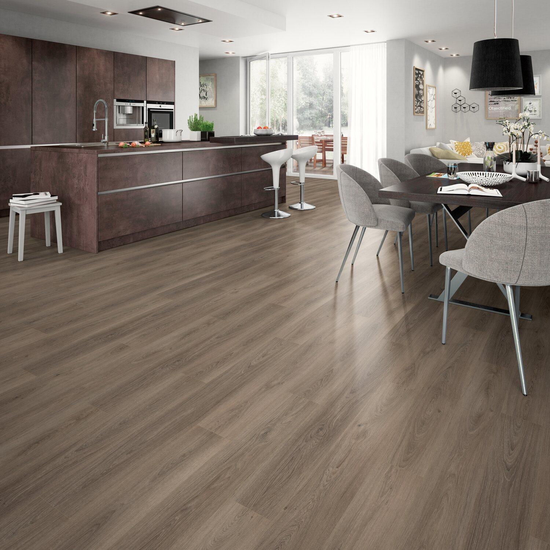 Megafloor Design+ Designboden Eiche Grau Gekalkt kaufen bei OBI