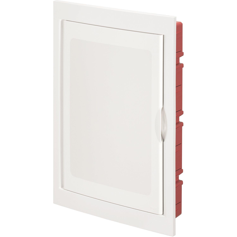 e2 elektro unterputz pvc verteiler mit t r 3 reihig wei kaufen bei obi. Black Bedroom Furniture Sets. Home Design Ideas