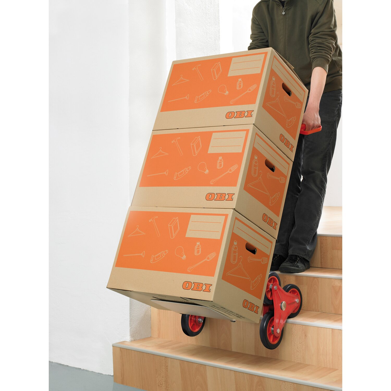 sackkarre treppensteiger aluminium 150 kg kaufen bei obi. Black Bedroom Furniture Sets. Home Design Ideas