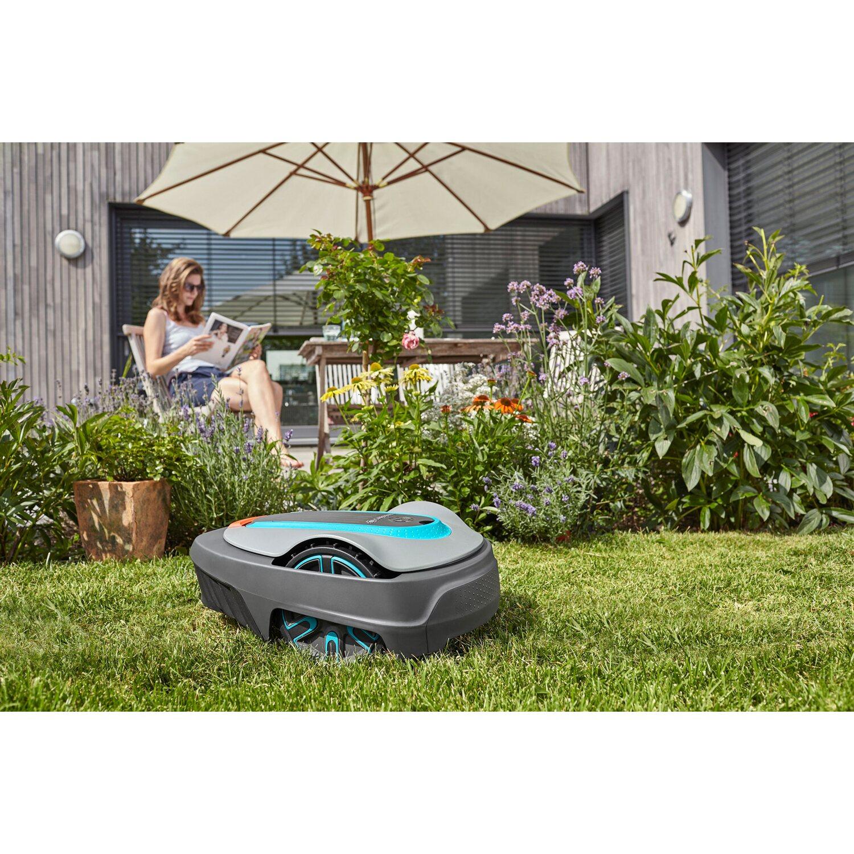 gardena m hroboter smart sileno city 500 set f r fl chen bis 500 m kaufen bei obi. Black Bedroom Furniture Sets. Home Design Ideas