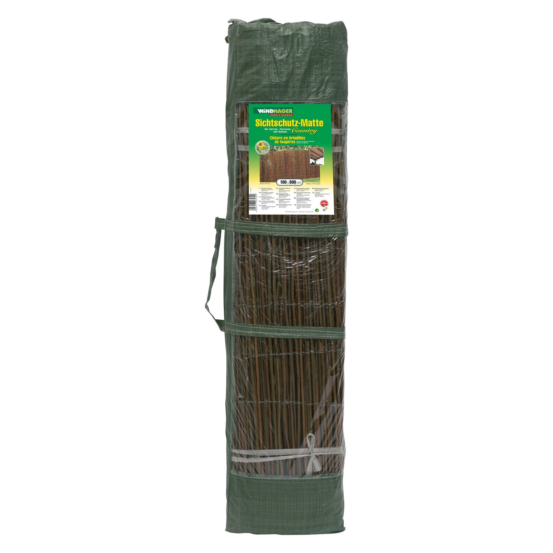 Bambusmatte obi full size of als sichtschutz bambus als - Gitterzaun obi ...