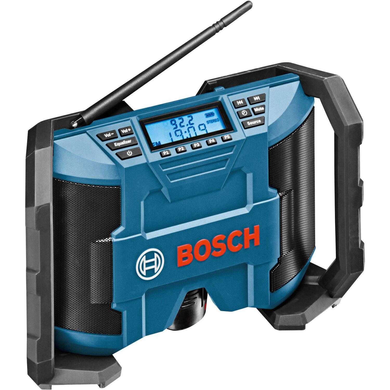 Bosch Professional Baustellenradio GML 12 V 10