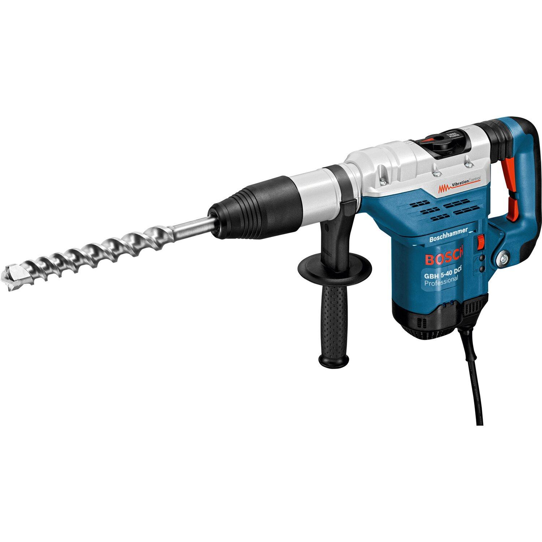 bosch professional bohrhammer gbh 5-40 dce mit sds-max motorleistung