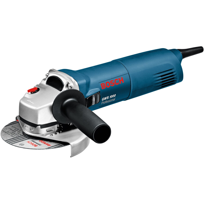 Bosch Professional  Winkelschleifer125 mm GWS 1000