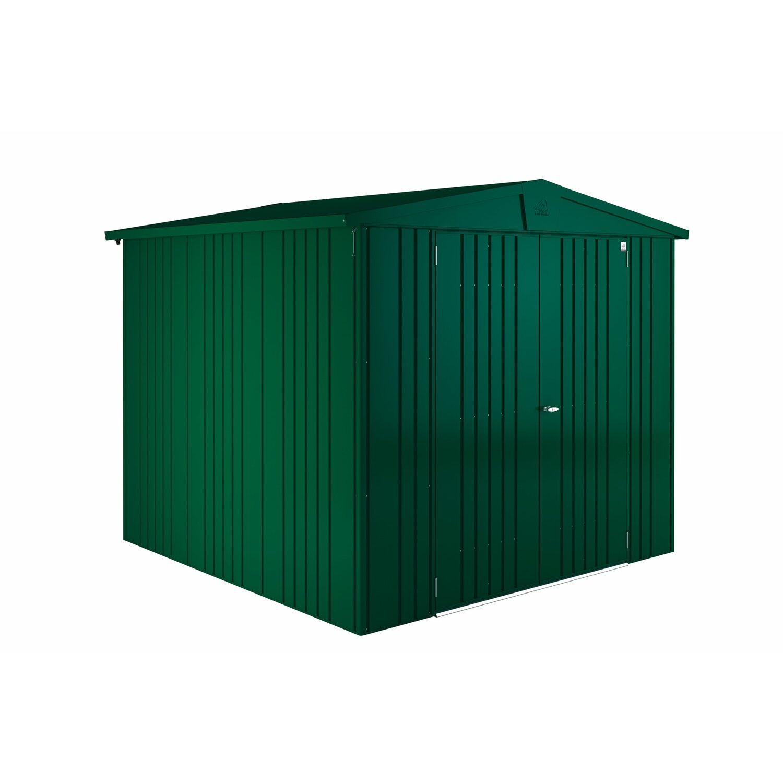 biohort ger tehaus europa gr e 4 dunkelgr n 244 cm x 228 cm kaufen bei obi. Black Bedroom Furniture Sets. Home Design Ideas