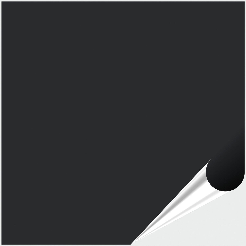 Fliesenaufkleber schwarz gl nzend kaufen bei obi for Fliesenaufkleber schwarz