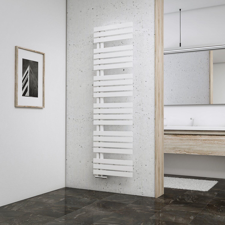 schulte design heizk rper breda mit mittenanschluss 718 w alpinwei kaufen bei obi. Black Bedroom Furniture Sets. Home Design Ideas