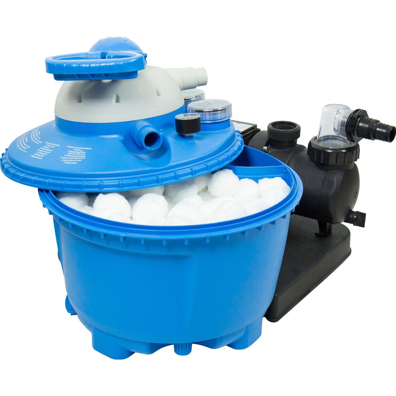 Steinbach filter balls 700 g f r alle handels blichen for Sandfilteranlage obi