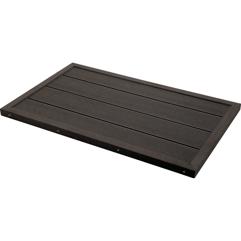Steinbach bodenelement f r solardusche oder leiter kaufen for Poolleiter obi