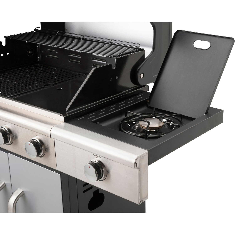 Landmann outdoor kuche for Outdoorkuche mit grill