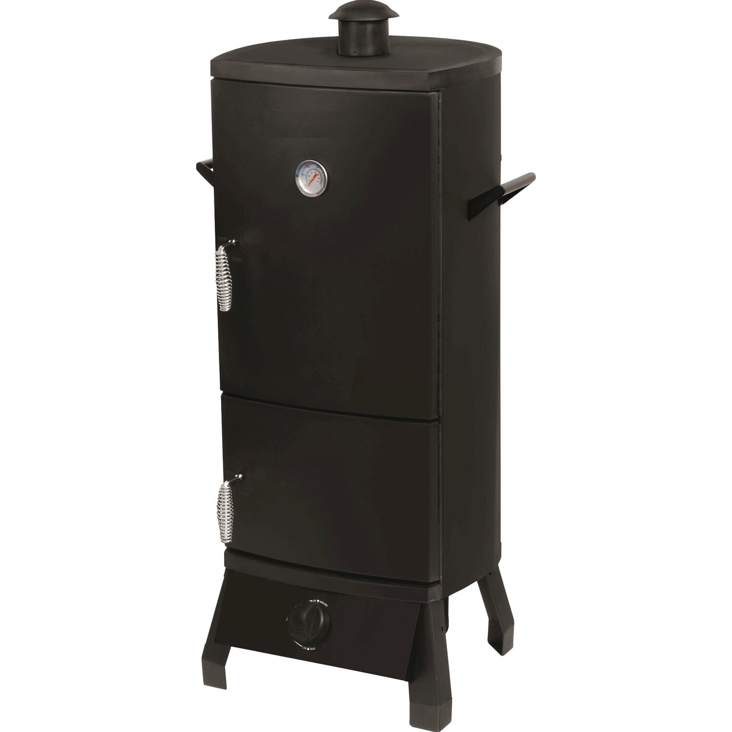 el fuego gasgrill smoker portland mit 1 brenner schwarz kaufen bei obi. Black Bedroom Furniture Sets. Home Design Ideas